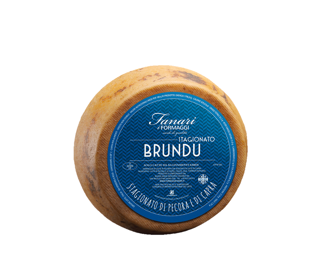 BRUNDU MATURED